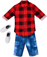 Купить Barbie Аксессуар для кукол Наряд для Кена, Куклы и аксессуары