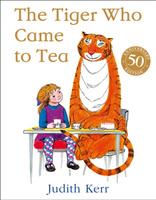 Купить The Tiger Who Came to Tea, Зарубежная литература для детей