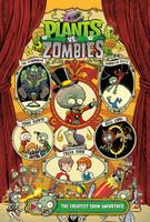 Купить Plants vs. Zombies Volume 9: The Greatest Show Unearthed, Комиксы для детей