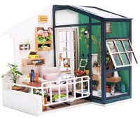 Купить Набор для изготовления игрушки Цветной Балкон мечты , Игрушки своими руками