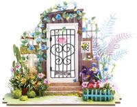 Купить Набор для изготовления игрушки Цветной Садовая калитка , Игрушки своими руками