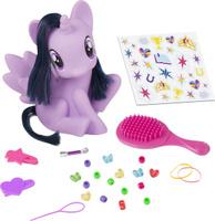 Купить HTI Игровой набор MLP Для ухода за гривой пони цвет фиолетовый, Игровые наборы