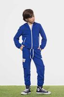 Купить Жакет для мальчика Смена, цвет: ярко-синий. 18с043. Размер 110/116, Одежда для мальчиков