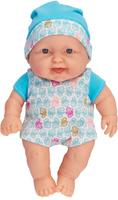 Купить ABtoys Пупс Мой малыш цвет голубой PT-00617, Куклы и аксессуары