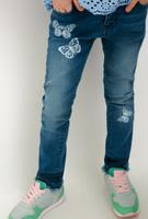 Купить Джинсы для девочки Acoola Kane1, цвет: синий. 20220160167_500. Размер 92, Одежда для девочек