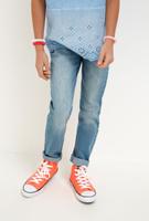 Купить Джинсы для девочки Acoola Shalom, цвет: синий. 20210160144_500. Размер 146, Одежда для девочек