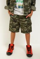 Купить Шорты для мальчика Acoola Tapir, цвет: хаки. 20110420030_8000. Размер 134, Одежда для мальчиков