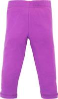 Купить Леггинсы для девочки Let's Go, цвет: фиолетовый. 10175. Размер 74, Одежда для девочек