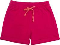 Купить Шорты для девочки Let's Go, цвет: малиновый. 10179. Размер 140, Одежда для девочек