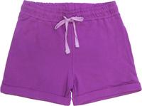 Купить Шорты для девочки Let's Go, цвет: сиреневый. 10179. Размер 140, Одежда для девочек