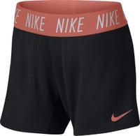 Купить Шорты для девочки Nike Dry, цвет: черный. 910252-013. Размер XS (122/128), Одежда для девочек
