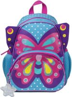 Купить Tiger Family Рюкзак дошкольный Sophie The Butterfly цвет голубой розовый фиолетовый, Ранцы и рюкзаки