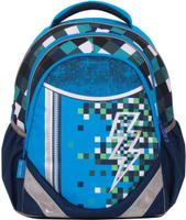 Купить Tiger Family Рюкзак Молния цвет голубой белый темно-синий, Ранцы и рюкзаки