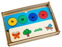 Купить Smile Decor Обучающая игра Развивающая игра Четвертый лишний, Обучение и развитие