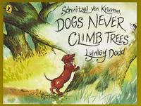Купить Schnitzel von Krumm, Dogs Never Climb Trees, Зарубежная литература для детей