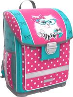 Купить Erich Krause Ранец школьный ErgoLine Cool Cat, Ранцы и рюкзаки