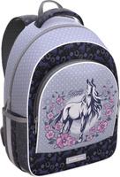 Купить Erich Krause Рюкзак детский ErgoLine White Horse, Ранцы и рюкзаки