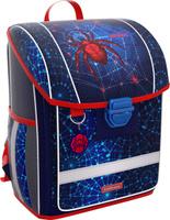 Купить Erich Krause Ранец школьный ErgoLine Spider, Ранцы и рюкзаки