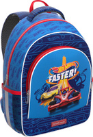Купить Mattel Рюкзак детский ErgoLine Hot Wheels Faster, Erich Krause Deutschland GmbH, Ранцы и рюкзаки