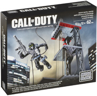 Купить Mega Bloks Call Of Duty Конструктор Ghost Rappel Fighter, Mega Bloks/Mega Construx, Конструкторы