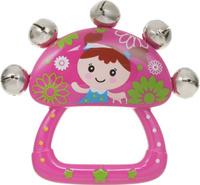 Купить Huile Toys Погремушка цвет фуксия, Первые игрушки