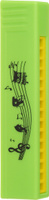 Купить Пластмастер Музыкальная игрушка Гармошка цвет салатовый, Музыкальные инструменты