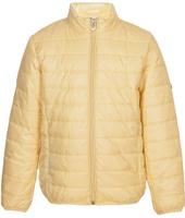 Купить Куртка для девочки Baon, цвет: желтый. BK038002_Straw. Размер 98/104, Одежда для девочек