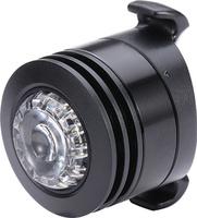 Купить Фонарь велосипедный BBB Spy USB 40 Lumen , передний, с перезаряжаемой литиевой батареей, цвет: черный, Велофары и фонари