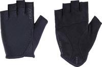 Купить Перчатки велосипедные BBB 2018 Racer , цвет: черный. Размер M, Велоперчатки