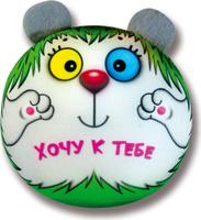 Купить Штучки, к которым тянутся ручки Игрушка для ванной Колобашки Ежик, Первые игрушки