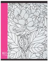 Купить Unnika Land Тетрадь Фантастический сад 48 листов в клетку, Тетради