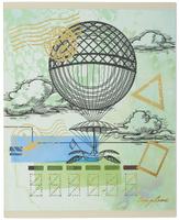 Купить Unnika Land Тетрадь Почтовые открытки 48 листов в клетку, Тетради