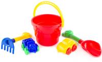 Купить Пластмастер Набор для песочницы Гонки, Игрушки для песочницы