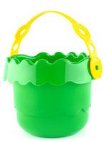 Купить Пластмастер Игрушка для песочницы Ведро Волна, Игрушки для песочницы