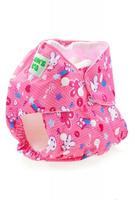 Купить Mum's Era Многоразовый подгузник Ушастики 3-13 кг + один вкладыш, Подгузники и пеленки