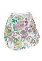 Купить Mum's Era Многоразовый подгузник Матрешки 3-13 кг + один вкладыш, Подгузники и пеленки