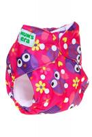 Купить Mum's Era Многоразовый подгузник Совунья 3-13 кг + один вкладыш, Подгузники и пеленки