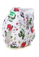 Купить Mum's Era Многоразовый подгузник Ферма 3-13 кг + один вкладыш, Подгузники и пеленки