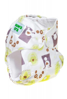 Купить Mum's Era Многоразовый подгузник Медведи 3-13 кг + один вкладыш, Подгузники и пеленки