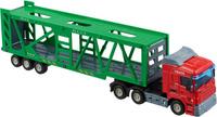 Купить Junfa Toys Автовоз цвет зеленый красный, Машинки