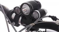 Купить Фонарь велосипедный велосипедный Cyclotech Front Light , передний, цвет: черный, Велофары и фонари