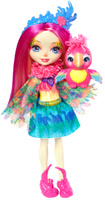 Купить Enchantimals Игровой набор с куклой Дополнительная кукла со зверюшкой FNH22_FJJ21, Куклы и аксессуары