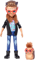 Купить Enchantimals Игровой набор с куклой Дополнительная кукла со зверюшкой FNH22_FJJ22, Куклы и аксессуары