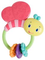 Купить Bright Starts Развивающая игрушка-погремушка Розовая бабочка, Первые игрушки