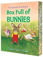 Купить Richard Scarry's Box Full of Bunnies, Зарубежная литература для детей