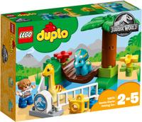 Купить LEGO DUPLO Jurassic World Конструктор Парк динозавров, Конструкторы