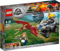 Купить LEGO Jurassic World Конструктор Погоня за птеранодоном, Конструкторы