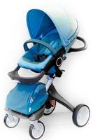 Купить Dsland Коляска прогулочная 2в1 180202 Blue, Коляски