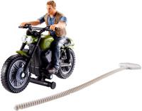 Купить Jurassic World Заводная игрушка Owen & Motorcycle, Развлекательные игрушки
