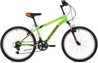 Купить Велосипед горный Stinger Caiman , цвет: зеленый, 24 , рама 12, 5 , Велосипеды